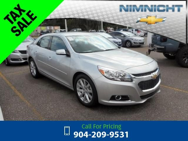 2015 Chevrolet Chevy Malibu Lt W 2lt Call For Price Miles 904 209