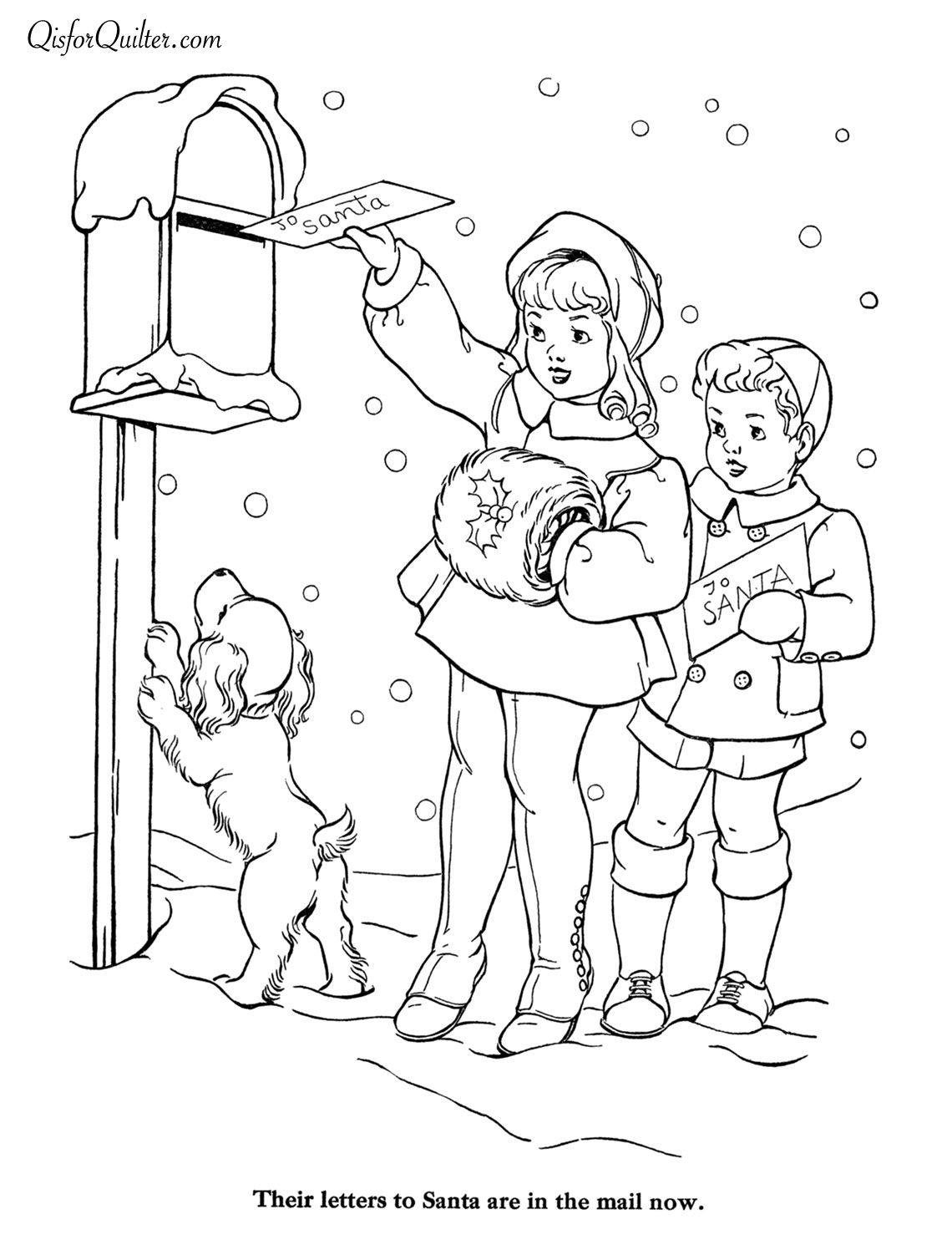 Merry-Christmas-Paint-Book-2 | Colouring pages | Pinterest | Painted ...