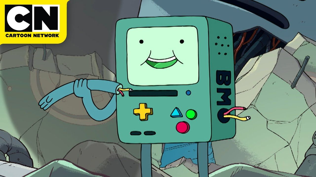 Bmo full trailer adventure time distant lands in 2020