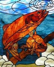 stained glass trout - Yahoo Image Search results