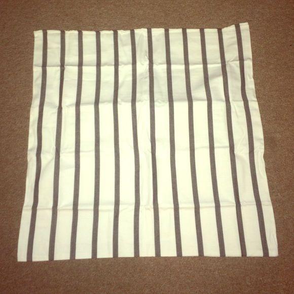 "KATE SPADE Euro Pillow Sham Harbour Stripe. 26""x26"" kate spade Accessories"