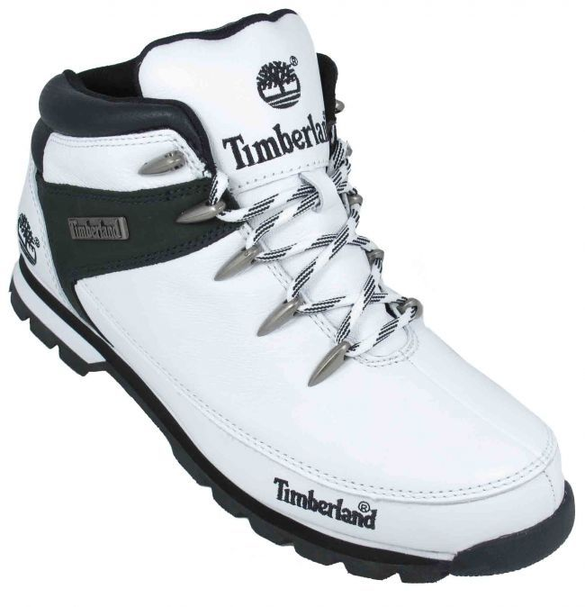 wholesale dealer 700d5 53514 timberland-mens-timberland-boots-mens-eurosprint-white-black-