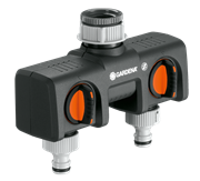 Twin-Tap Connector