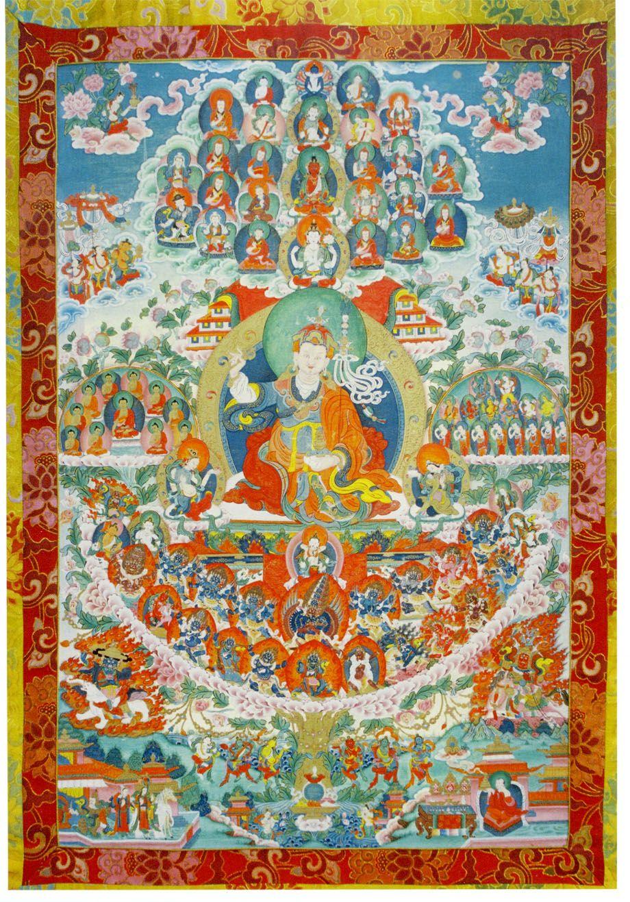 Guru Rinpoche lineage | Masters in 2019 | Tibetan buddhism