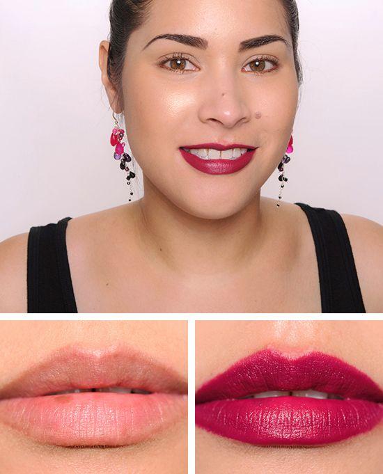 MAC Fashion Revival Lipstick Review