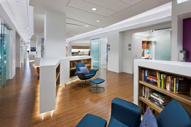 Healthcare Interior Design Competition Project Title Memorial Sloan Kettering Cancer Center