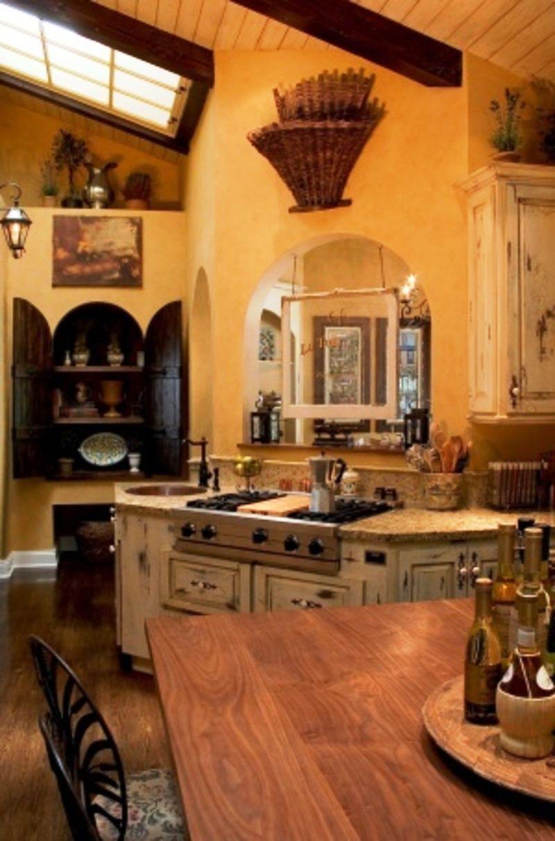 20 Amazing Italian Kitchen Ideas   Revelationluv   Tuscan ...