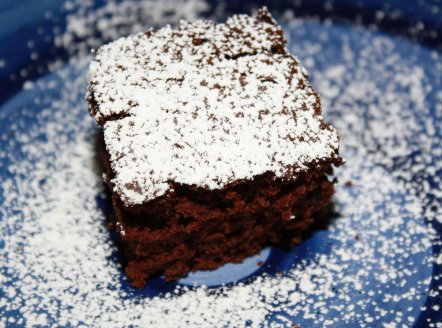 Wacky Cake Peanut Butter Frosting