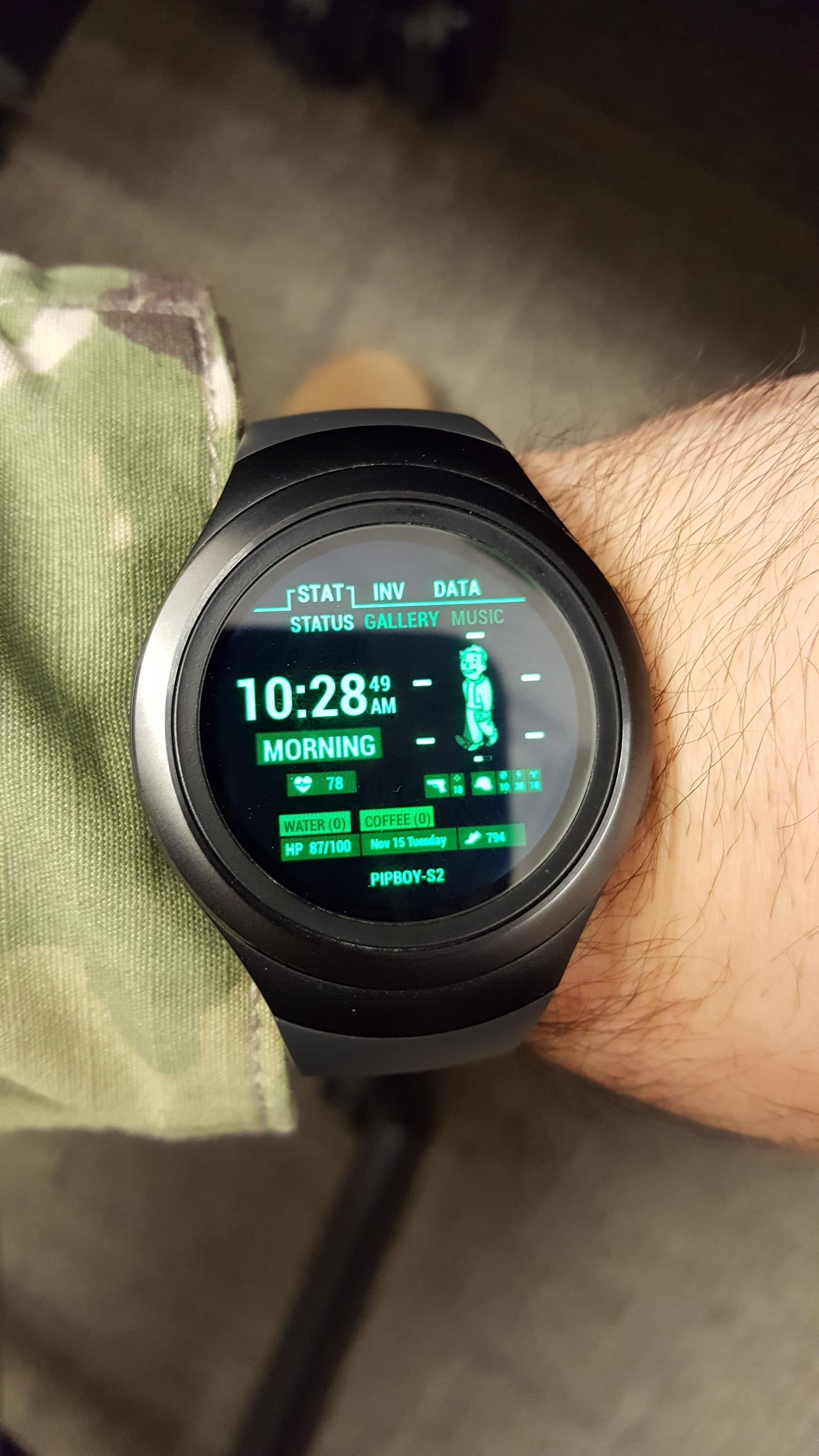 PipBoy Watch http//ift.tt/2gdXKG9 Fallout watch, Pip