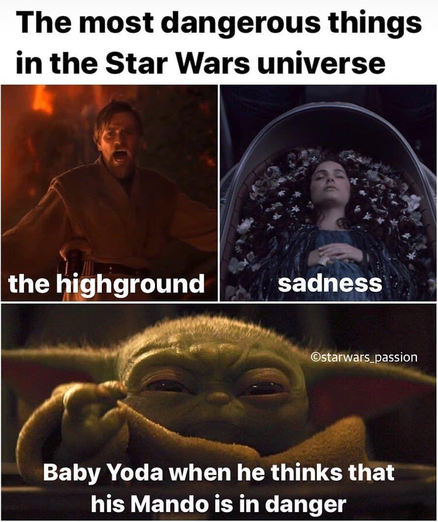 Pin By Rose Walker On Star Wars Funny Baby Memes Yoda Meme Baby Memes