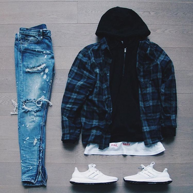 Men fashion casual outfits