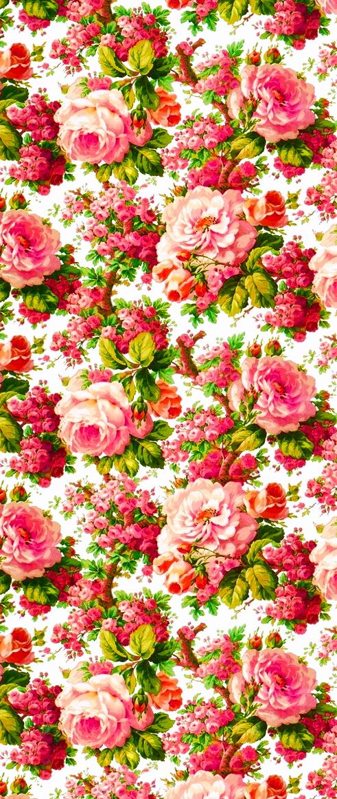 1000+ images about ༺♥༻Floral Pattern background and fresh ...
