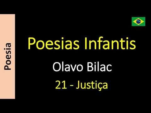 Olavo Bilac - Poesias Infantis - 21 - Justiça