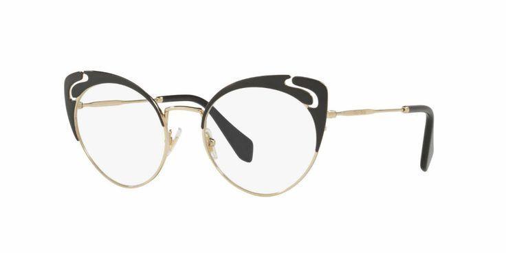 Miu miu mu 50rv eyeglasses free shipping in 2020