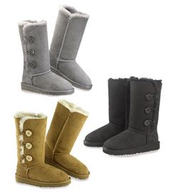 triple button ugg® boots - Chasing Fireflies