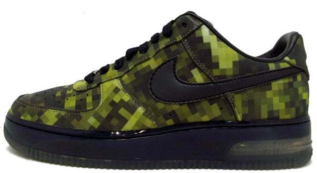SneakersBaskets 1 Gore Low Air Nitro Force Nike TexCamomeleon WHY29eEDIb