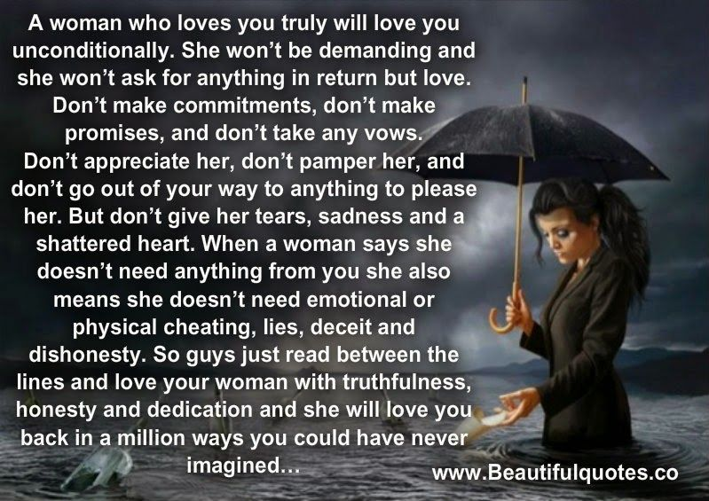 Beautiful Quotes Don T Give Her Tears And A Broken Heart Broken Heart Beautiful Quotes Psychology Facts
