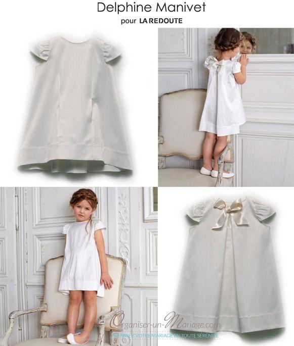 robe demoiselle dhonneur delphine manivet robe petite. Black Bedroom Furniture Sets. Home Design Ideas