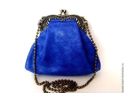 16a2f5909595 Женские сумки ручной работы. Ярмарка Мастеров - ручная работа. Купить  Cумочка из кожи