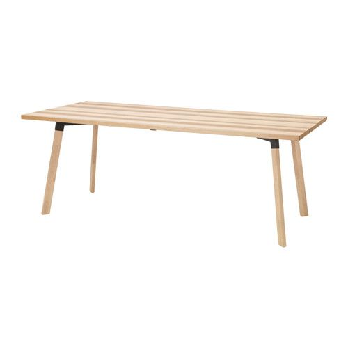 bord ikea YPPERLIG Table, ash | living and dining room | Pinterest | Ikea  bord ikea