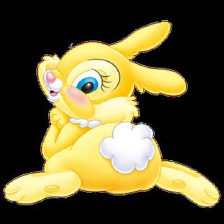 baby esater clipart | Cartoon Bunny Rabbit Images