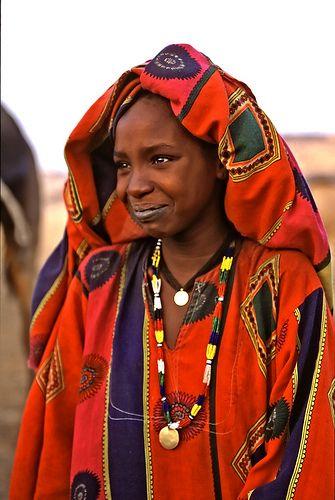2001-10 B20 | Au puits de Dolé, au Sud du Termit, Niger Posi… | Flickr