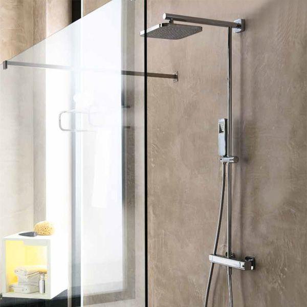 colonne de douche carré