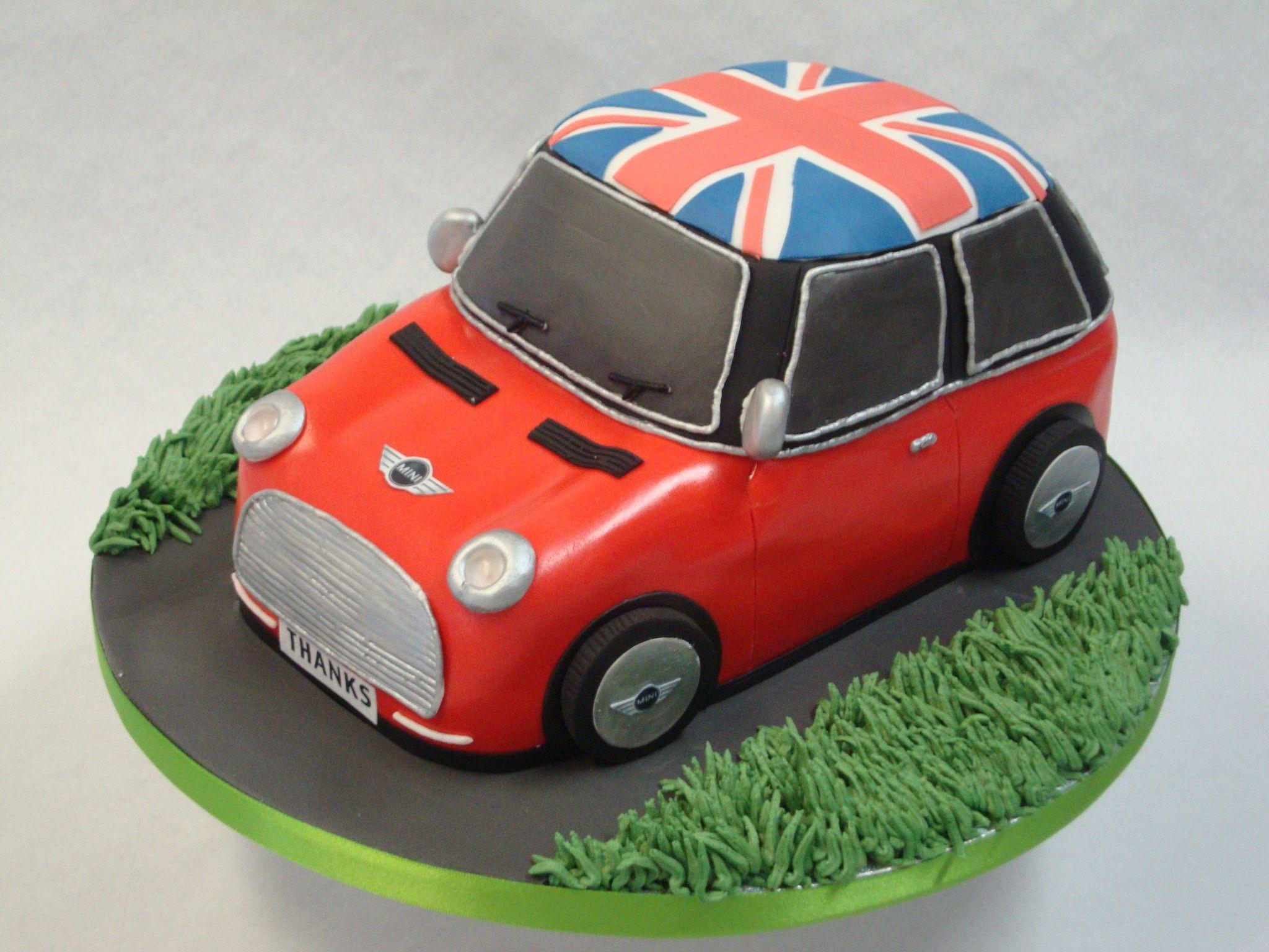 Birthday Cake For Car ~ Car cake google search birthday ideas pinterest cakes mini and