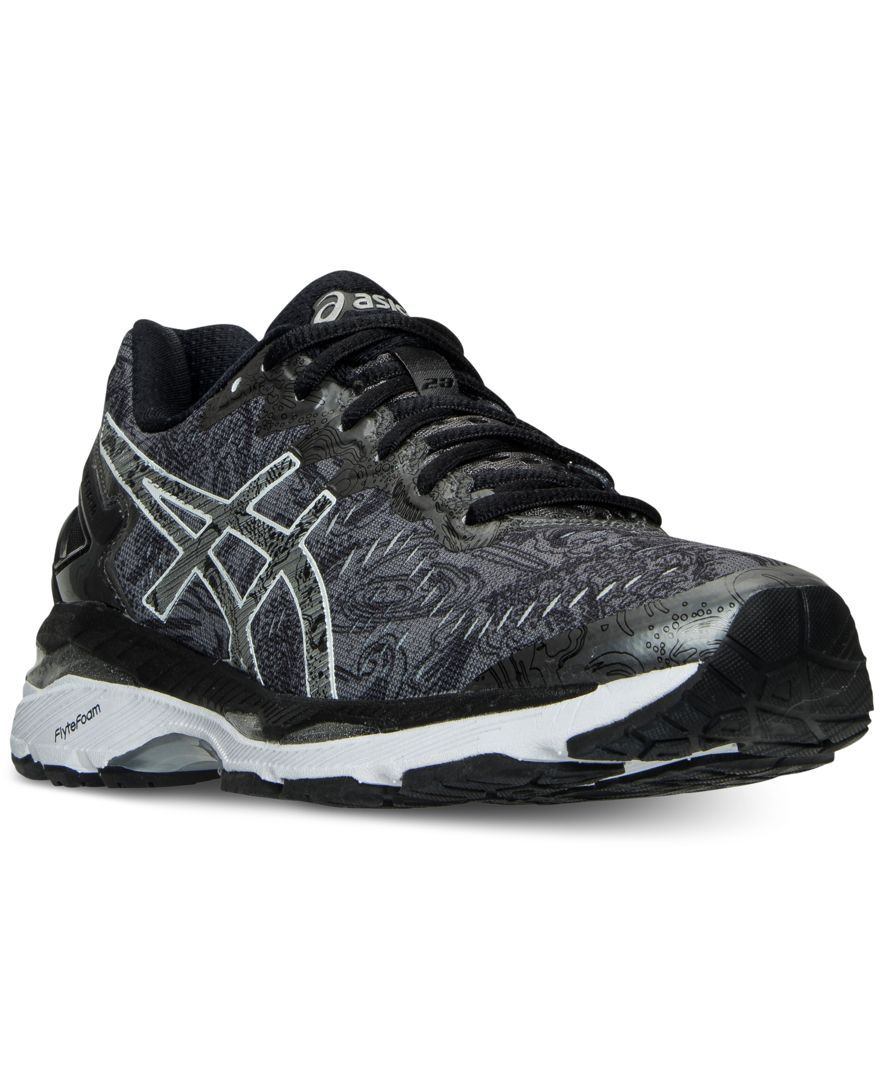 huge selection of 708f7 3e669 Asics Women's Gel-Kayano 23 Lite Show Running Sneakers from ...