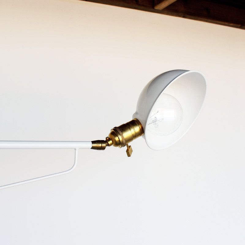 Industrial wall lamp one forty three