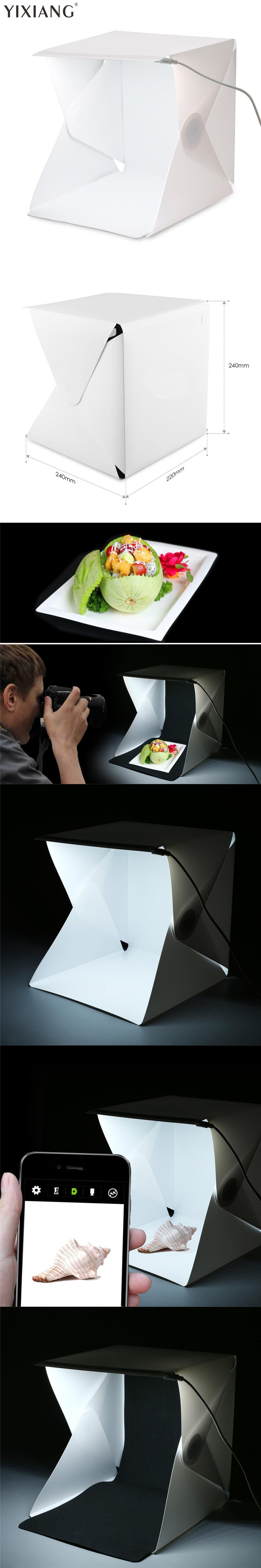 to sized with a macro lighting box how your photography step improve light