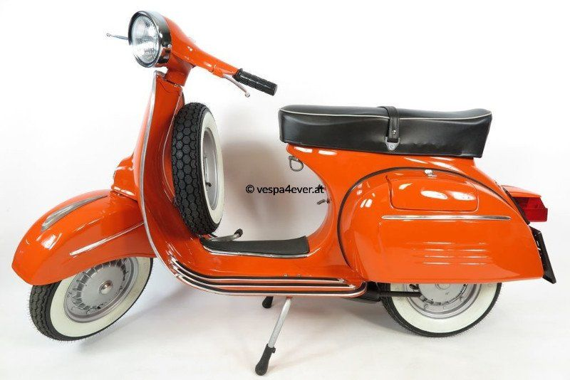 vespa 125 gtr vnl2t baujahr 1969 in der lackierung. Black Bedroom Furniture Sets. Home Design Ideas