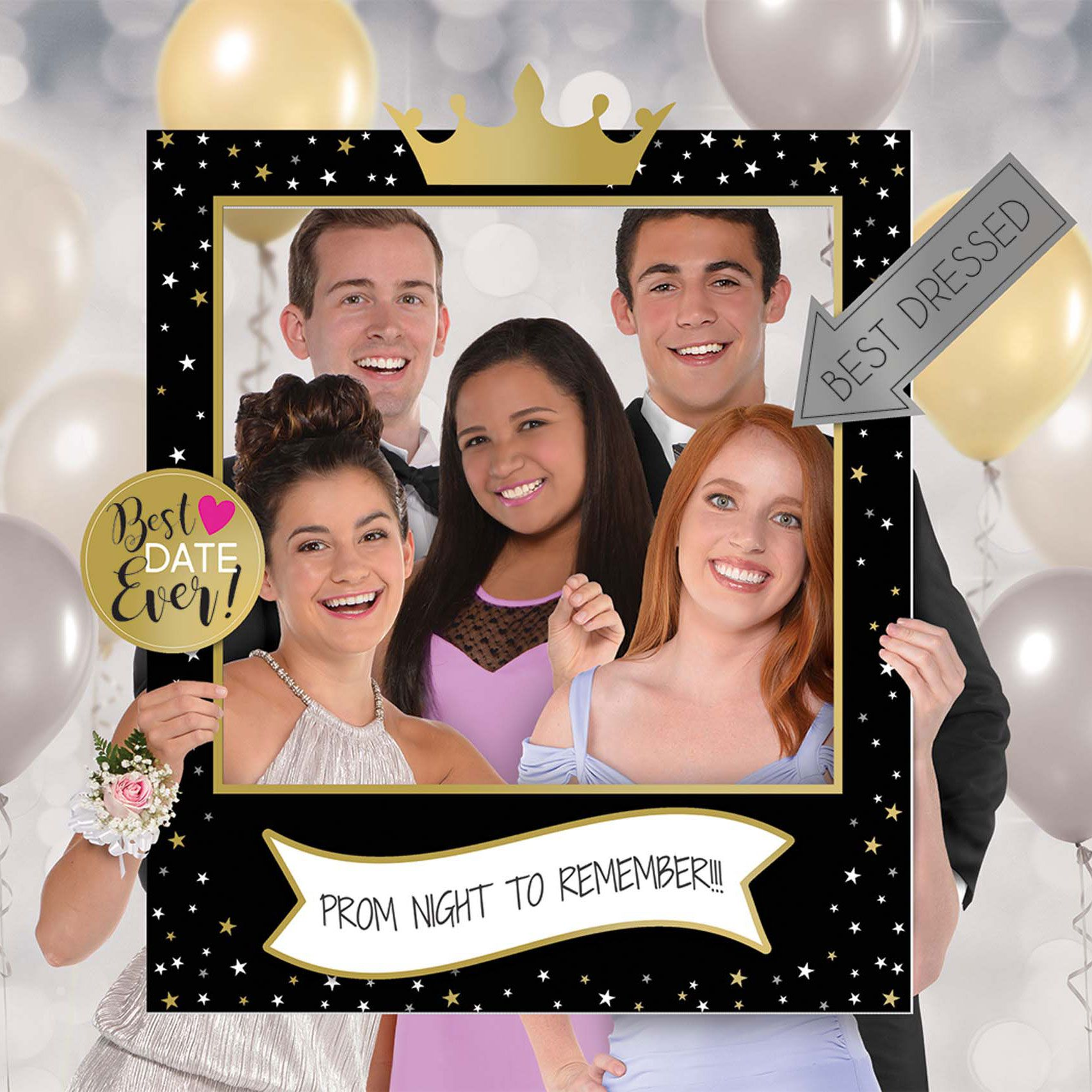 Prom Customizable Giant Selfie Frame Wedding Photo Booth Prom