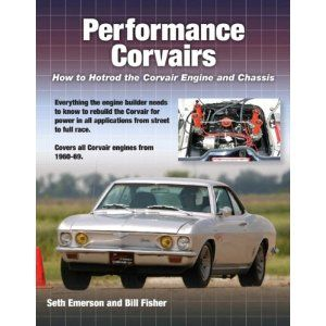 Performance Corvairs How To Hotrod The Corvair Engine And Chassis Classic Cars Trucks Hot Rods Hot Rods Chevy Corvair
