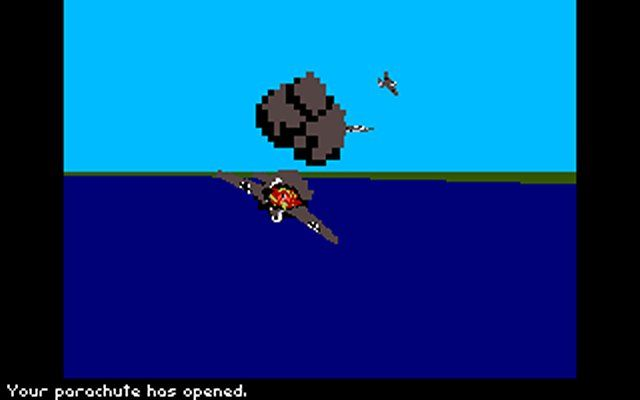 """Lord Arse! on Twitter: """"#Retrogaming Memory ❤  Title: Their Finest Hour: Battle of Britain Publisher: Lucasfilm Platform: Amiga Year: 1990 https://t.co/DVGaXTS9rS"""""""