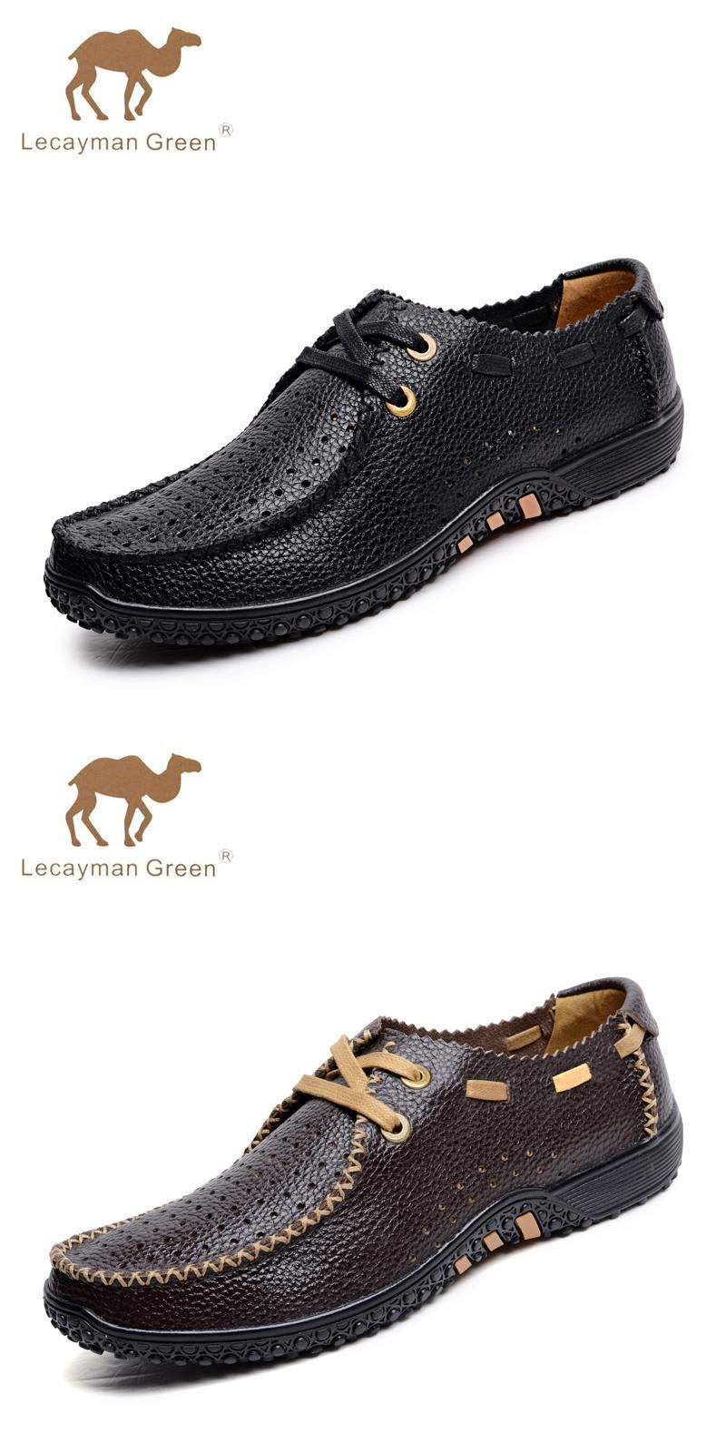 [Visit to Buy] Leather Mens Oxford Shoes for Men Wedding