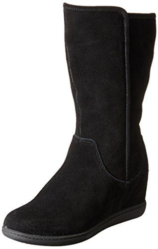 Skechers Womens Plus 3Pulley Winter Boot Black 10 M US *** More info could
