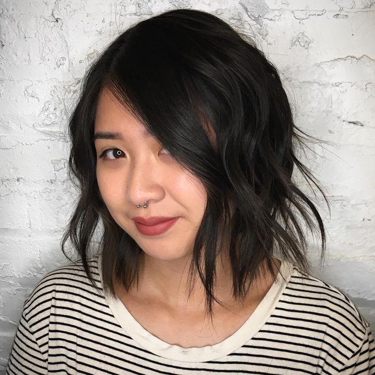 Die Hinreissendsten Frisuren Fur Doppelkinn Doppelkinn Endsten Frisuren Hinrei New Haarschnitt Ideen Schulterlange Haare Frisuren Kurzhaarfrisuren