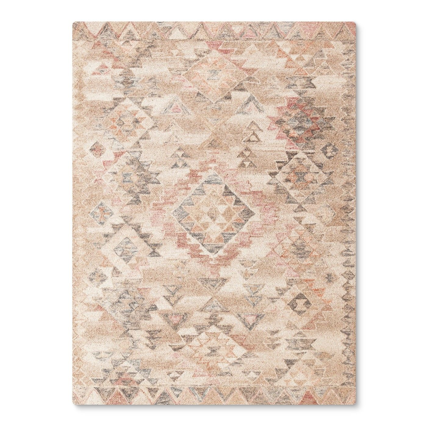 Area Rug Solana Gray 5 X7 Threshold In 2019 Area Rugs Target