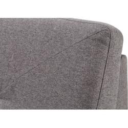 Photo of switch modern corner sofa gray – woven fabric play … gray … dimensions (cm): H: 89