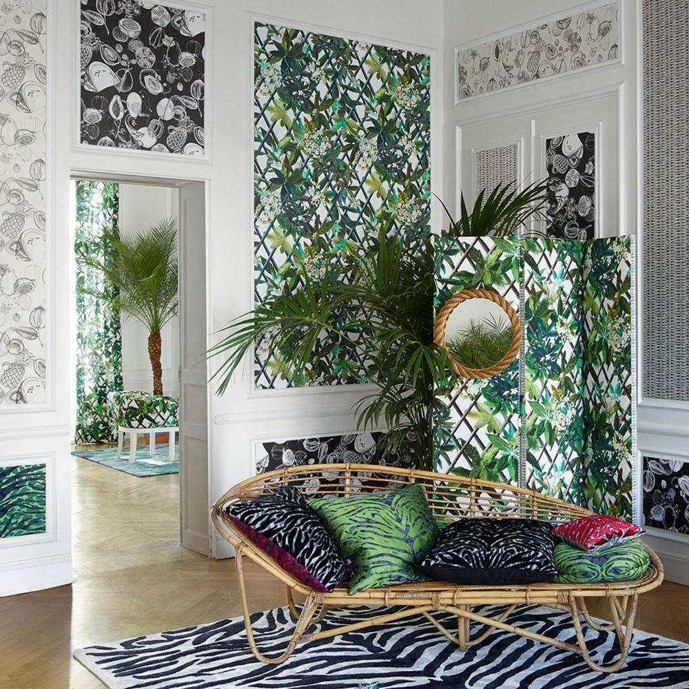 Christian Lacroix Wallpaper Canopy Wallpaper Pinterest