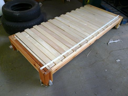 Extendable Bed Frame Construction Junction, Pittsburgh