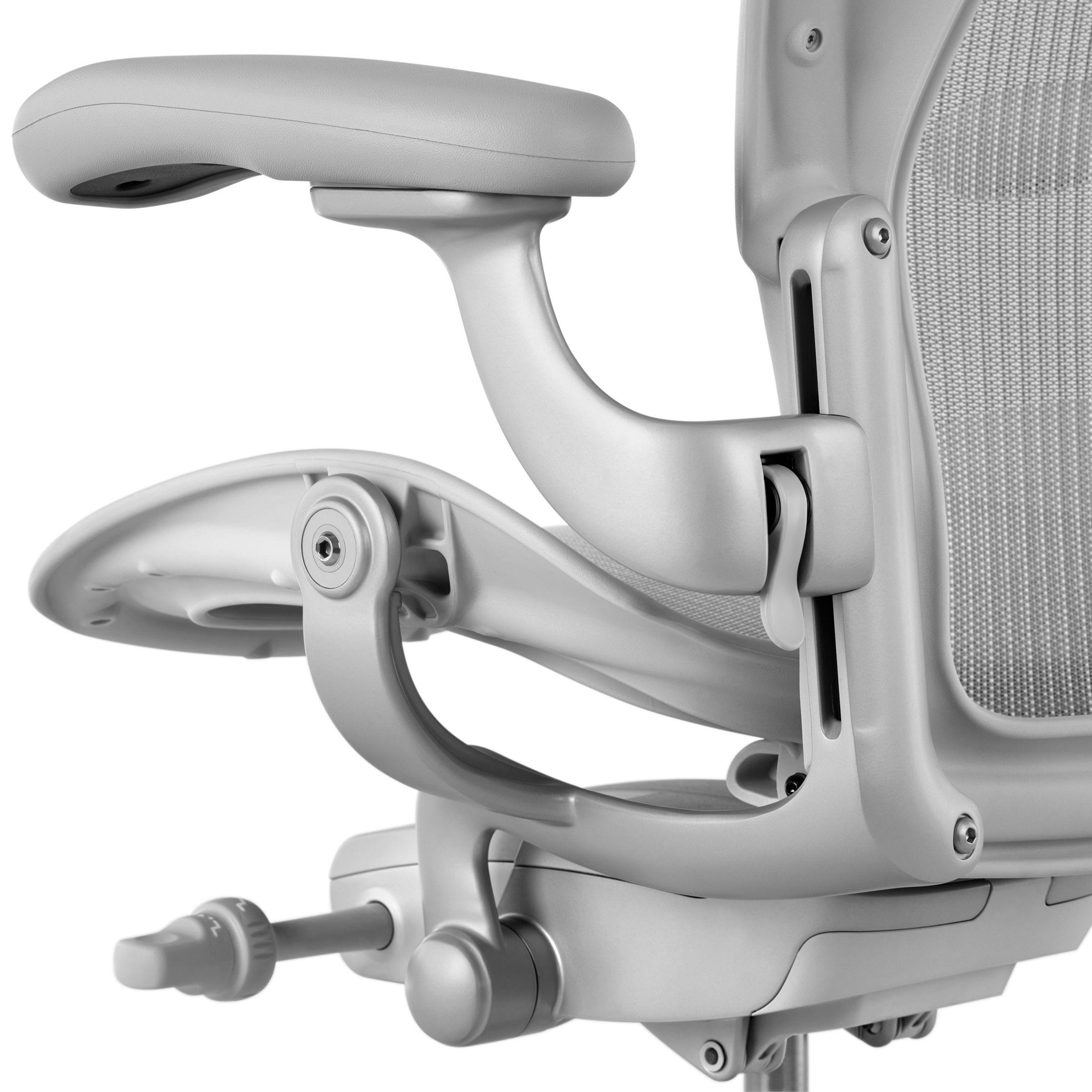 Herman Miller Aeron Office Chair, Mineral in 2020 Herman