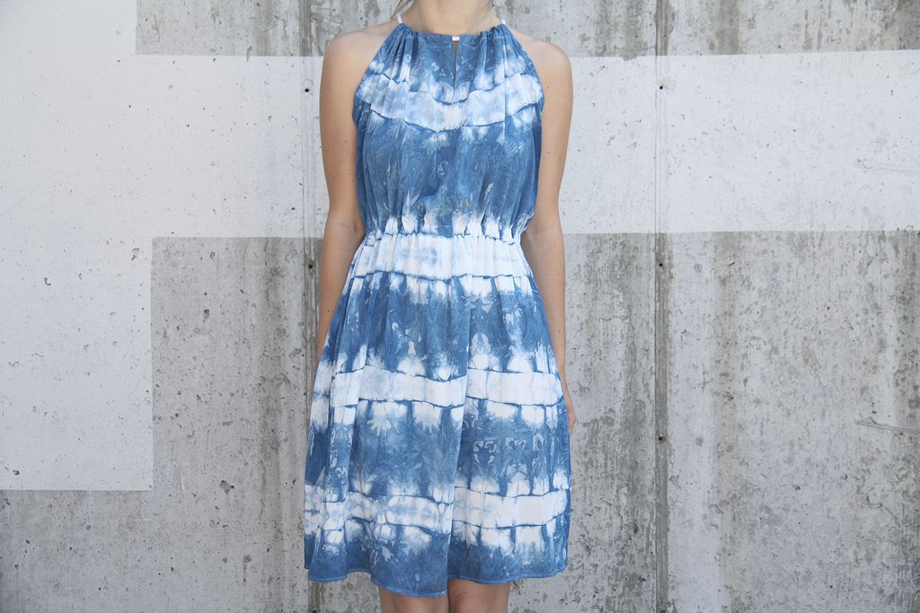 Flickr Diy dress, Dresses, Tie dye