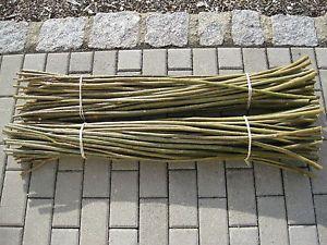 Weidenstecklinge Weidenruten Zaun Flechten Stecklinge Tippi