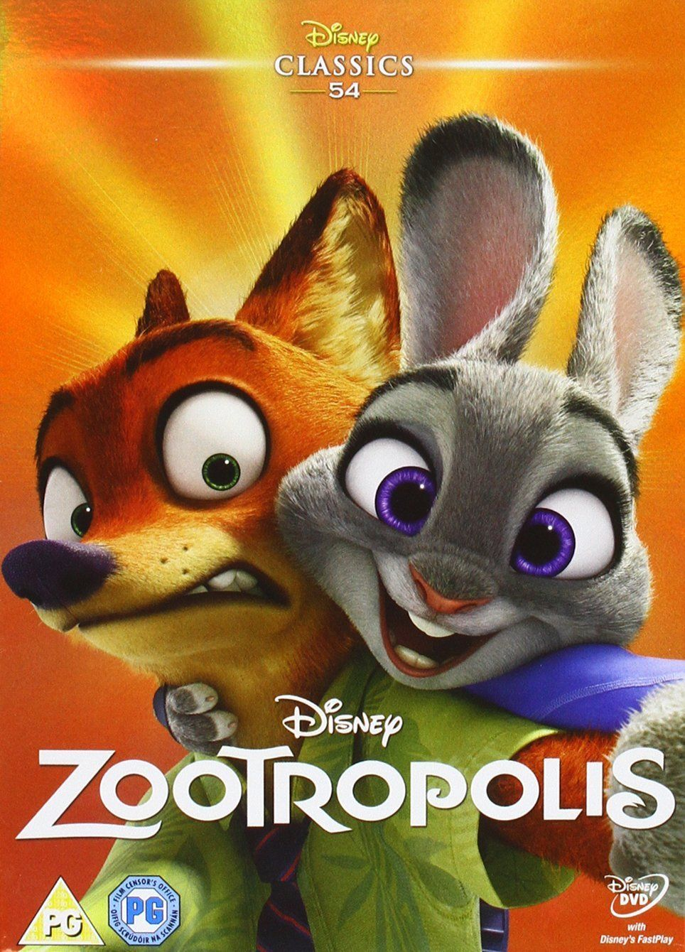 zootropolis dvd amazoncouk dvd amp bluray disney