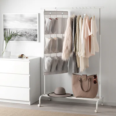 Hanging Clothes Organisers Ikea Switzerland In 2020 Hanging Shoe Organizer Hanging Closet Organizer Hanging Shoes
