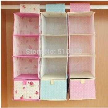 Env o gratis caj n de almacenamiento gabinete multi capa - Organizadores de ropa ...
