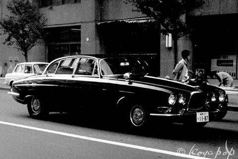 Jaguar Mark X 1961- -01 躍動感あふれるジャガー マーク X : ☆ BEAUTIFUL ...