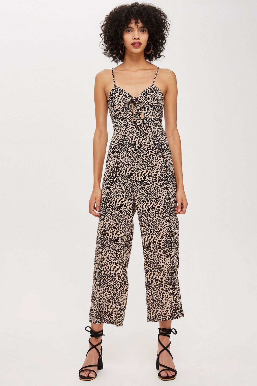 00cbcc46da Animal Print Jumpsuit - Trend  Animal Print - Clothing - Topshop Europe